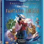 FANTASIA/FANTASIA 2000: 2-Movie Collection Special Edition, Review and Giveaway!