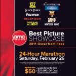 AMC THEATRES® HOSTS 5th ANNUAL BEST PICTURE SHOWCASE