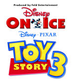Disney on Ice, Toy Story 3 is Coming to Dallas!  Giveaway!