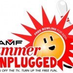 Free Bowling at AMF! Cool, Summer fun!