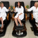 $25 Spa Pedicure at Renata Salon and Day Spa!