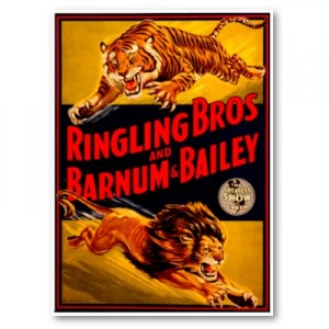 Ringling Bros. and Barnum & Bailey Circus 2011!