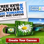 Free Photo Canvas Deal is Back!
