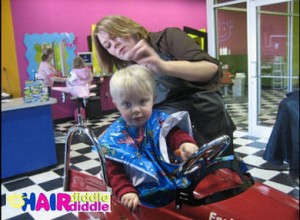 Great Deal at Hair Diddle Diddle Kids Salon in Flower Mound!