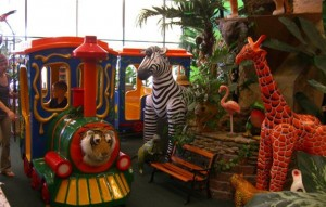 Indoor Safari Park Deal!