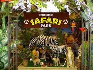 Indoor Safari Park Half Price!
