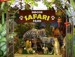 Indoor Safari Park Half Price!