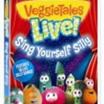 VeggieTales Live! DVD Review and Giveaway!
