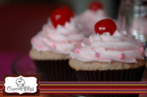 Half a Dozen Cupcakes at Cupcake Bliss for Only $8!
