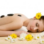 1 Hour Hot Stone Massage Deal at Massage by Menzel!