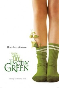 The Odd Life of Timothy Green!