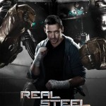 REAL STEEL, Coming October 7th!