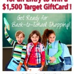 Target Back to School Sweeps!