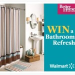 My Bathroom Makeover on a Budget and How You Can Win a Bathroom Makeover from Better Homes and Gardens!