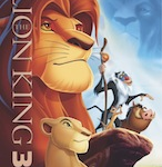 The Lion King 3D in Theaters! Collectible 3D Glasses if You see it Today!