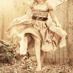 Great Fairy Costume for Fun Portraits!