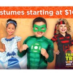 Halloween Costumes at H-E-B and a Coupon!