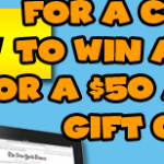 Win an iPad2 or a $50 Amazon GC!