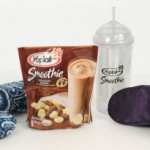 Yoplait Chocolate Banana Smoothie Review and Giveaway #MyBlogSpark