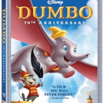 DUMBO 70th Anniversary Edition on Blu-ray and DVD, Giveaway!