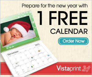 Free Photo Wall Calendar