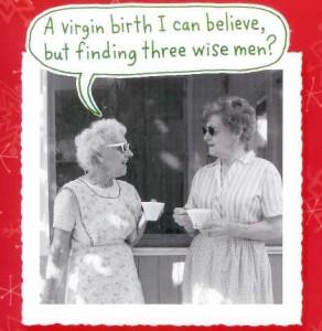 Three Wise Men??