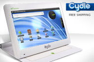 Hot Deal! Cydle tablet with Android 2.3 OS and accessories!