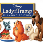 Lady and the Tramp Valentine's Printables!