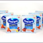 Ocean Spray® Fruit Flavored Snacks Review and Giveaway! (4 Winners!)