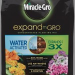 Miracle-Gro Expand 'n Gro, Giveaway!