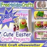 7 Cute Easter Craft Projects