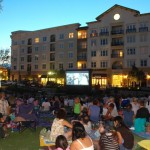 Movies by the Creek in Allen