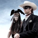 THE LONE RANGER! Oh Johnny Depp…
