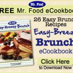 Mother's Day Brunch Free Ebook!
