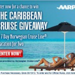 Win a  7-Day Norwegian Cruise Line® Vacation