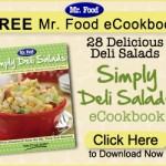 Simply Deli Salads, Free Ebook
