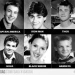 The Avengers, School Edition #TheAvengersEvent