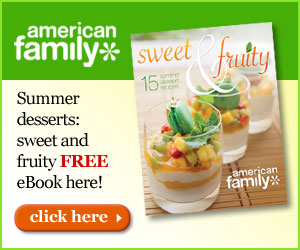 Free Summer Dessert Recipe Book