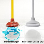 Rubbermaid Clean & Dry Plunger Review and #Giveaway