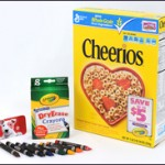 Back to School with General Mills, Crayola, and Target!  #Giveaway #MyBlogSpark