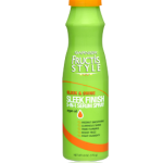 Garnier Fructis Sleek Finish 5-in-1 Serum Spray with Argan Oil, Review and #Giveaway #HEBBEAUTY