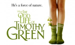 THE ODD LIFE OF TIMOTHY GREEN, In Theaters Today! #Review