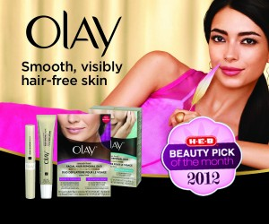 Olay Facial Hair Removal Duo, Review and #Giveaway #HEBBEAUTY