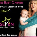 Free Baby Sling From Seven Slings