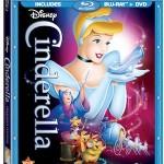 Cinderella, Diamond Edition on Blu-ray!