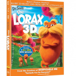 DR. SEUSS' THE LORAX on 3D Blu-ray and DVD Review