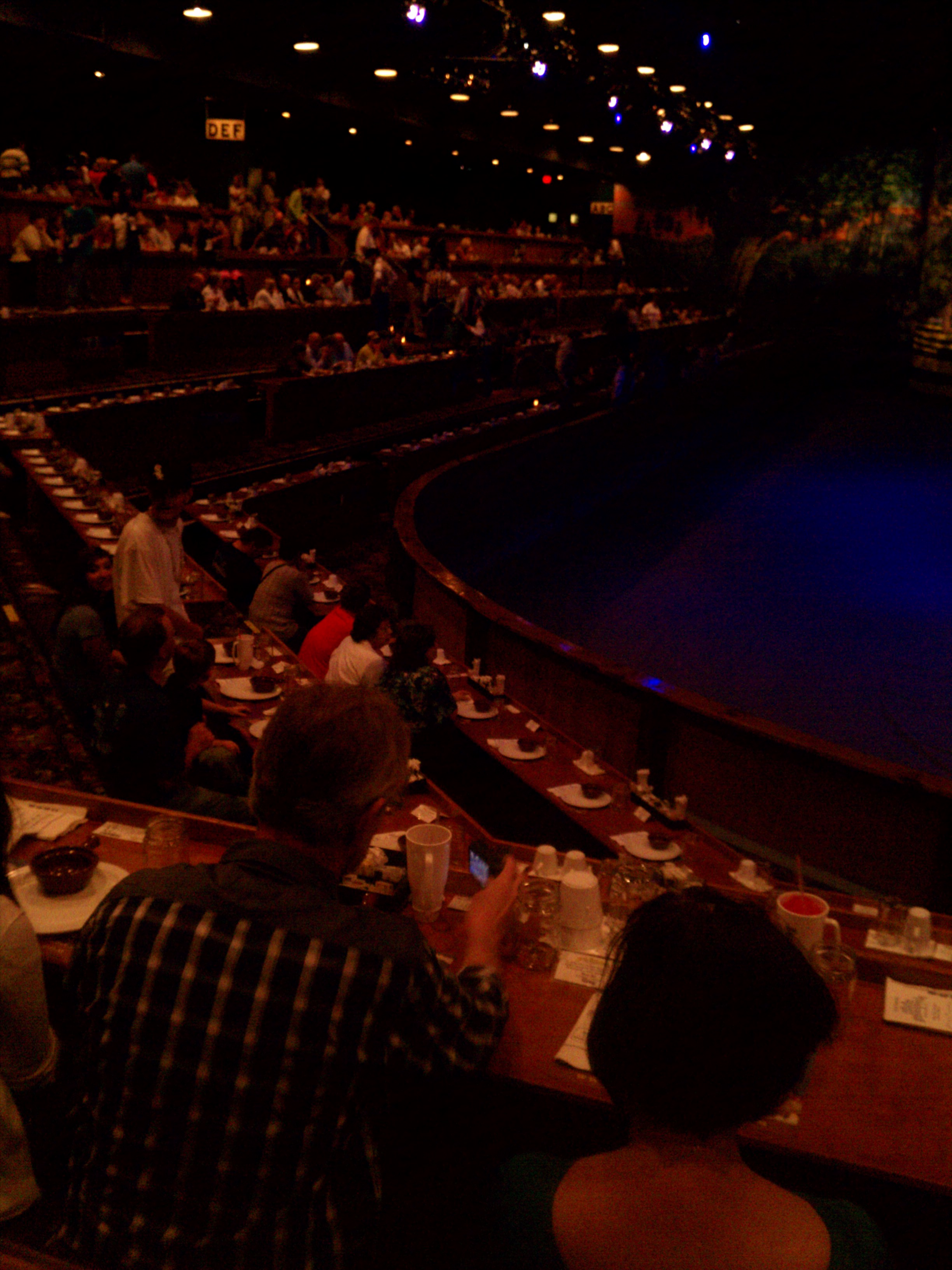 Dixie Stampede In Pigeon Forge Brandcation