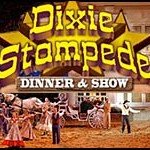 I'm Headed to Dolly Parton's Dixie Stampede #Brandcation