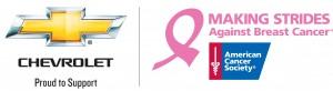Making Strides Against Breast Cancer #ChevyGirls