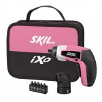SKIL iXO Palm-Sized Screwdriver Goes Pink for The Cure with Susan G. Komen!  Review and #Giveaway